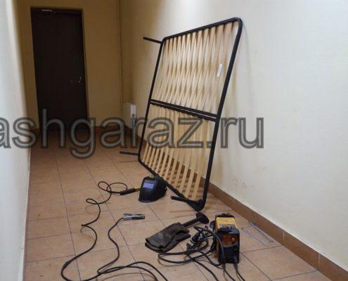 ремонт металлической мебели