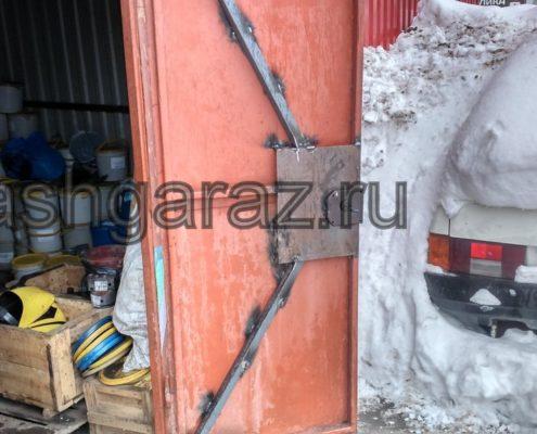 ремонт и сварка гаражных ворот